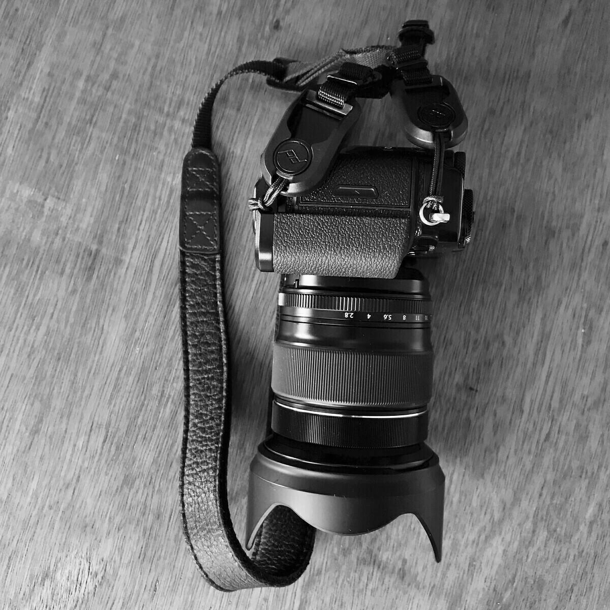 X-Pro2 + Eddycam + Peak Design 03